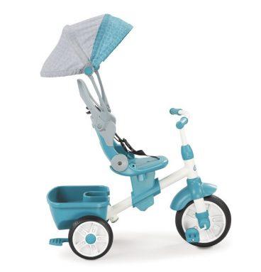 Triciclo 4 en 1 Teal
