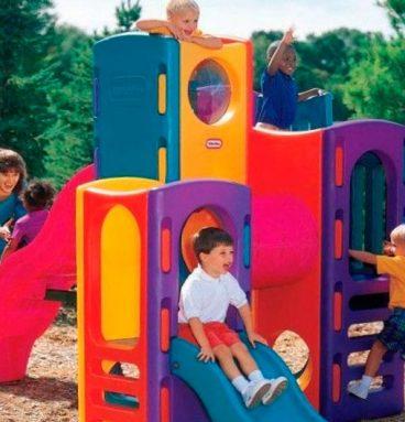 Laberinto Playground