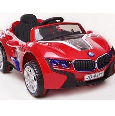 Auto Deportivo Rojo