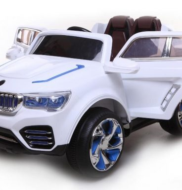 Camioneta Blanca