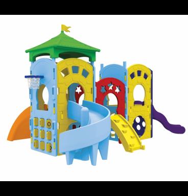Playground Modular Futuro