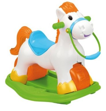 Balancin Pony feber 2 en 1