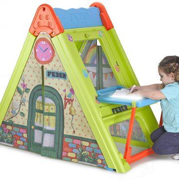 Casa de Actividades Play & Fold 4 en 1