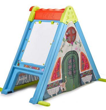 Casa De Actividades Play & Fold 3 En 1