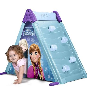 Casa De Actividades Play & Fold 3 En 1 Frozen