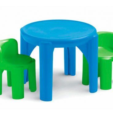 Set de Mesa con Sillas